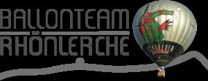Logo Ballonteam Rhoenlerche