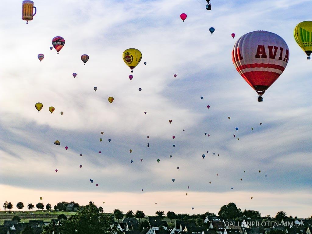 Ballonfestival Warstein 2004